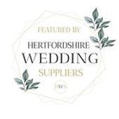 Hertfordshire wedding supplier