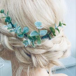 'Leila' hair pins
