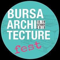18-19 Ekim 2019 da Bursa Podyumpark'ta gerçekleşecek olan Bursa Architecture Fest'19'da CM² Mimarlık ve Tasarım Stüdyosu Bursa Archifest sahnesinde.