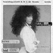 Nachtspion Magazine, Germany, foto by G. Balestra