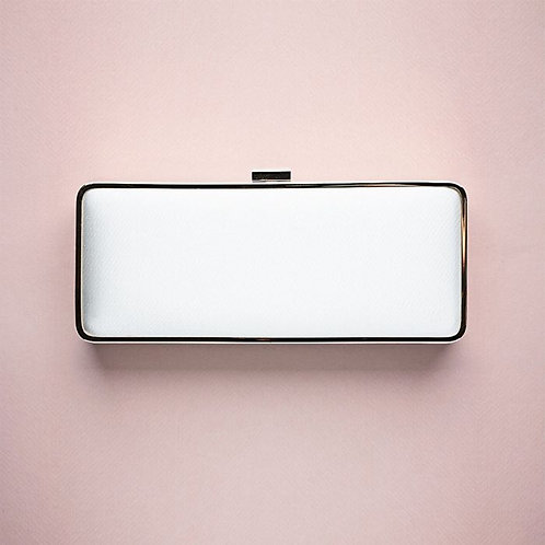 Brauttasche Clutch Marina Rainbow Club Gold Ivory