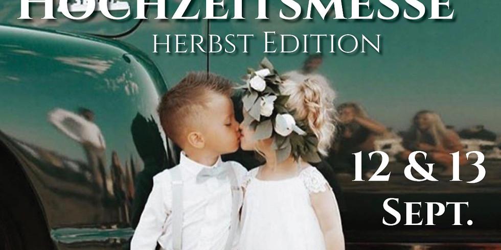 Infinitiy - Die Hochzeitsmesse Saarlouis 2020