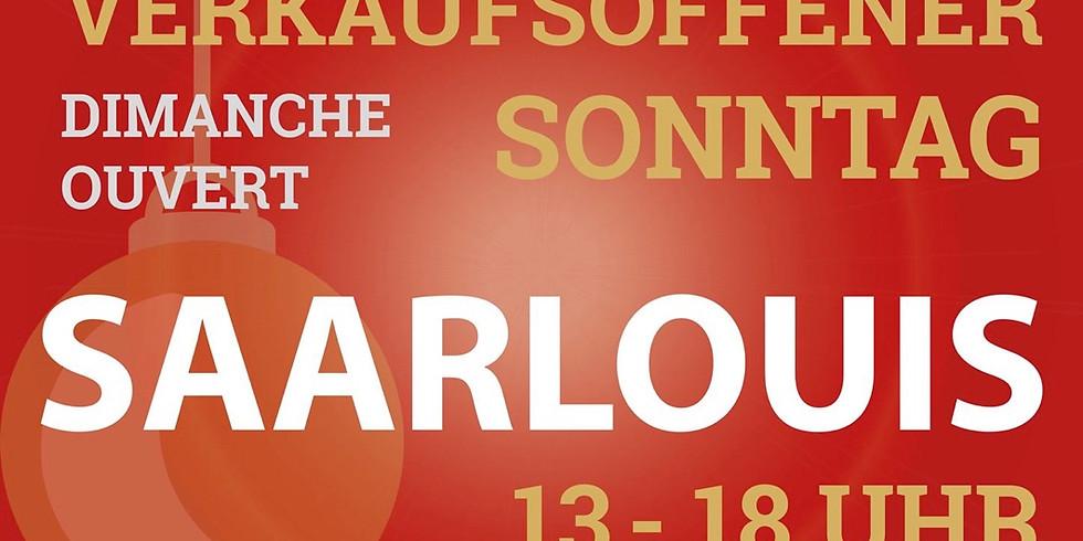 Verkaufsoffener Sonntag 01.12.19 in Saarlouis