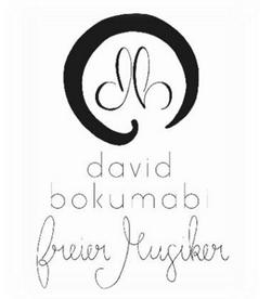 David Bokumabi Musiker & Band