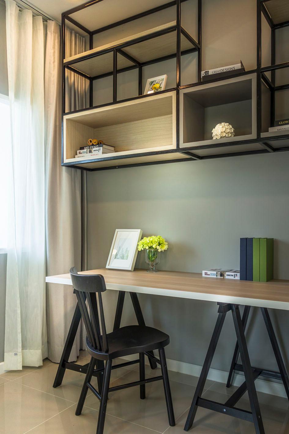 Baan 17 SQ.wa | Study Room
