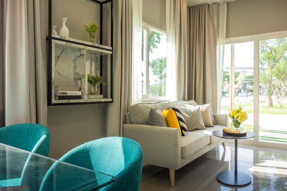 Baan 17 SQ.wa | Living Room