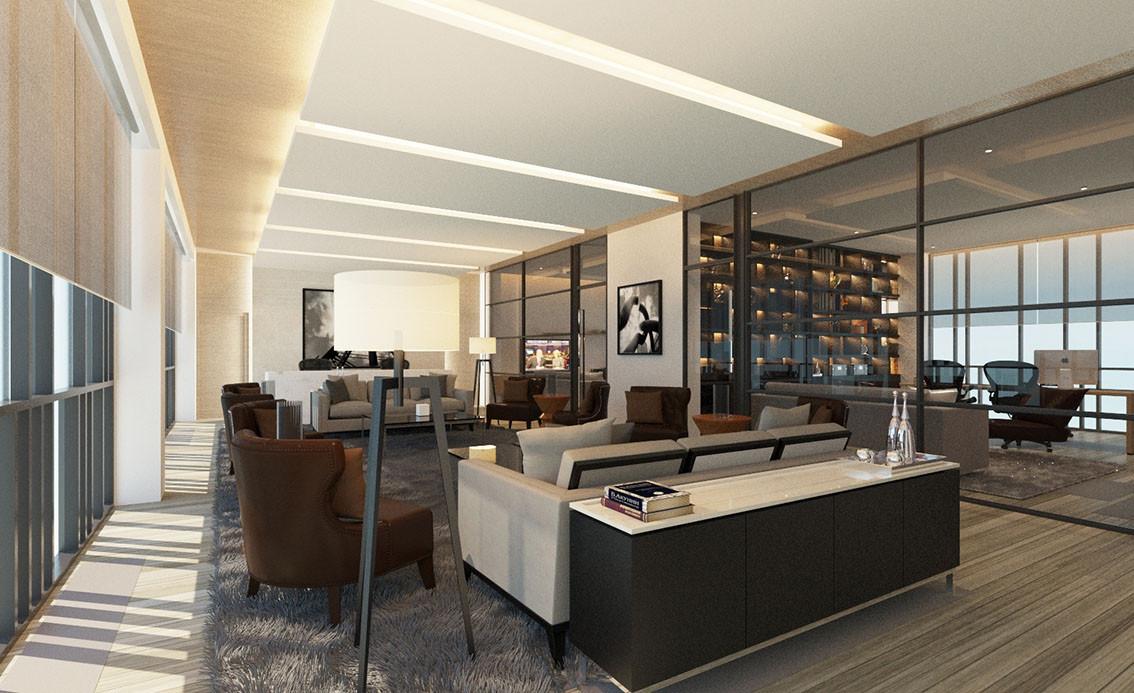 Executive Suite Waiting Area