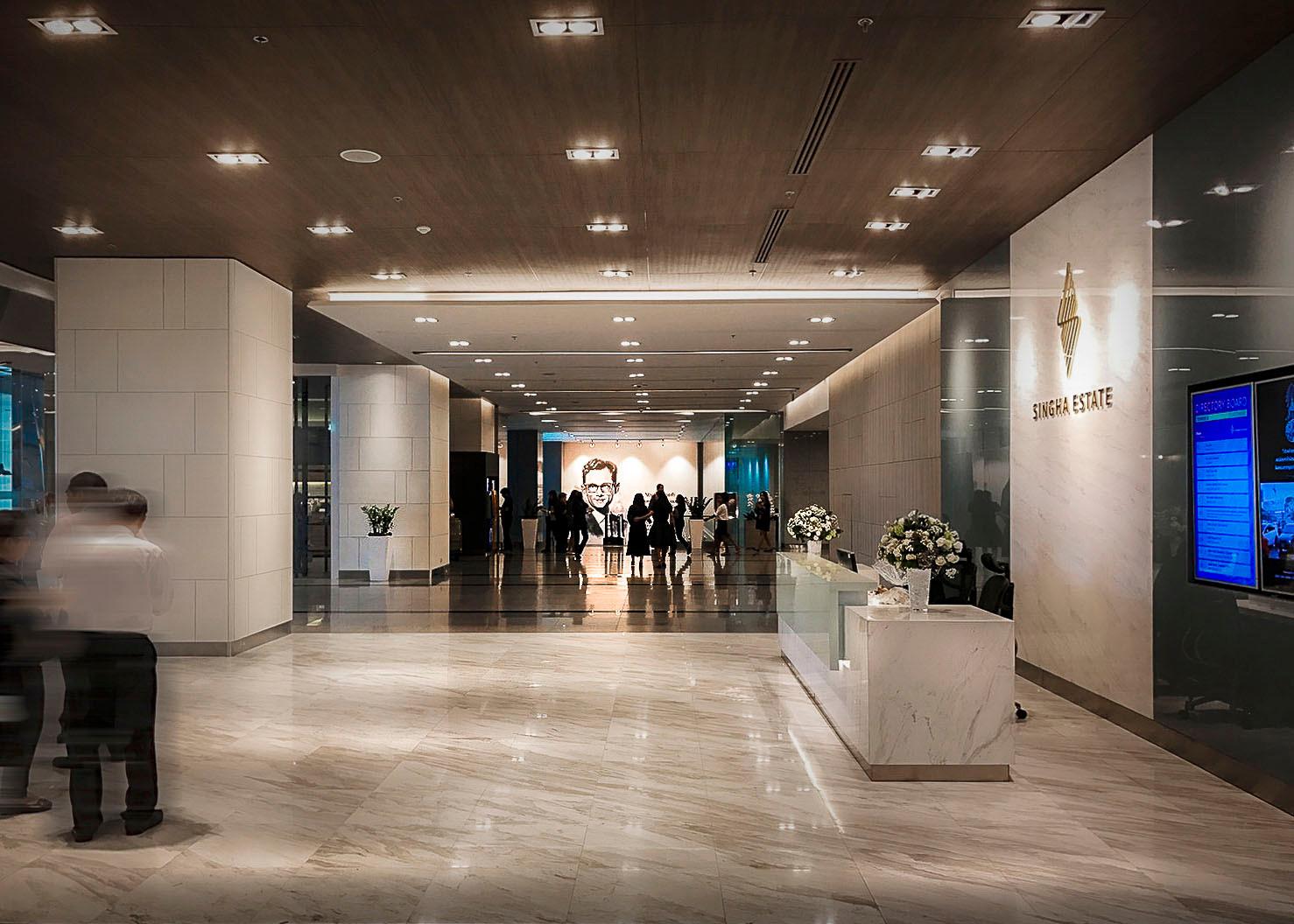 Lobby & Reception