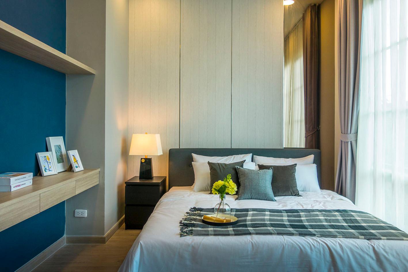 Baan 17 SQ.wa | Master Bedroom