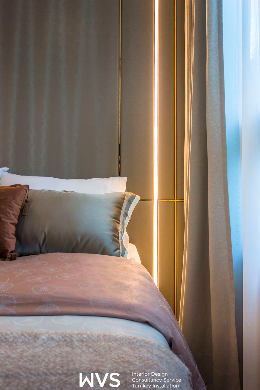 One Bedroom Plus Unit