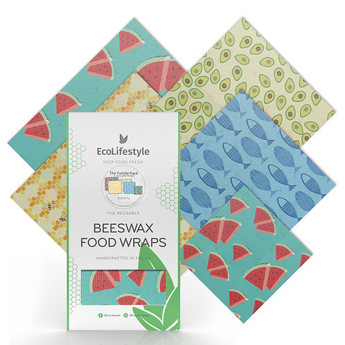 Beeswax Family Pack - Mixed
