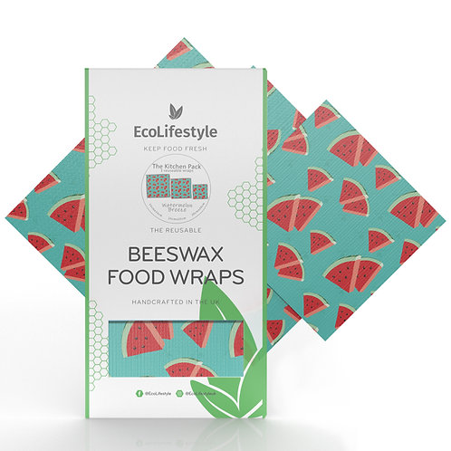 Beeswax Kitchen Pack -Watermelon