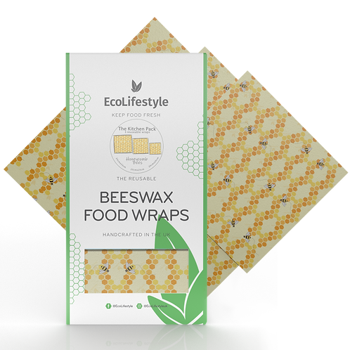 Beeswax Kitchen Pack - Bees