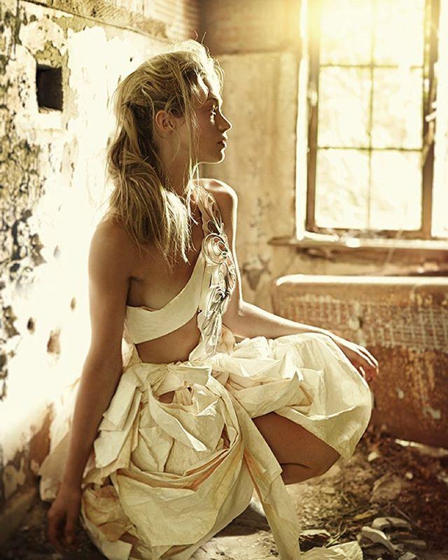 paper dress