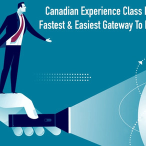 Immigrate to Canada through the Canadian Experience Class program