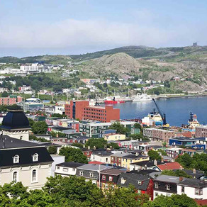 Immigrating to Canada through the Newfoundland and Labrador Provincial Nominee Program (NLPNP).