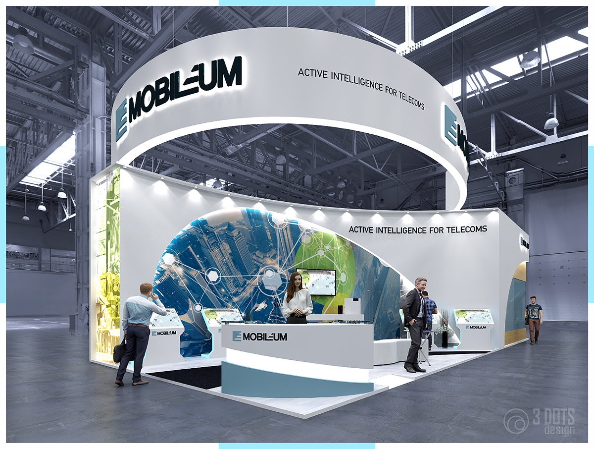 Mobileum MWC 2019 1