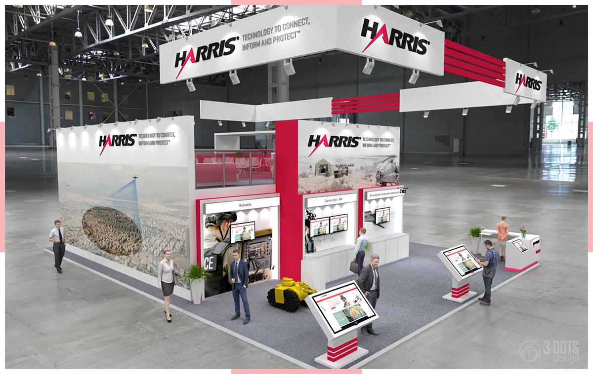 HARRIS Eurosatory-2018 4