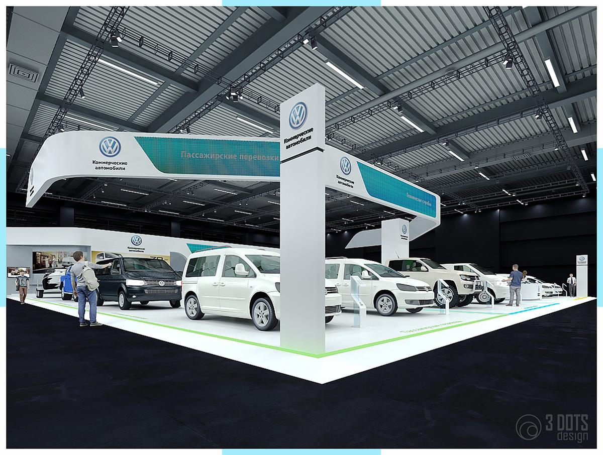 Volkswagen Komtrans 1