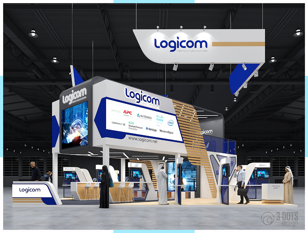 Logicom - GITEX 2020 option 1 -3