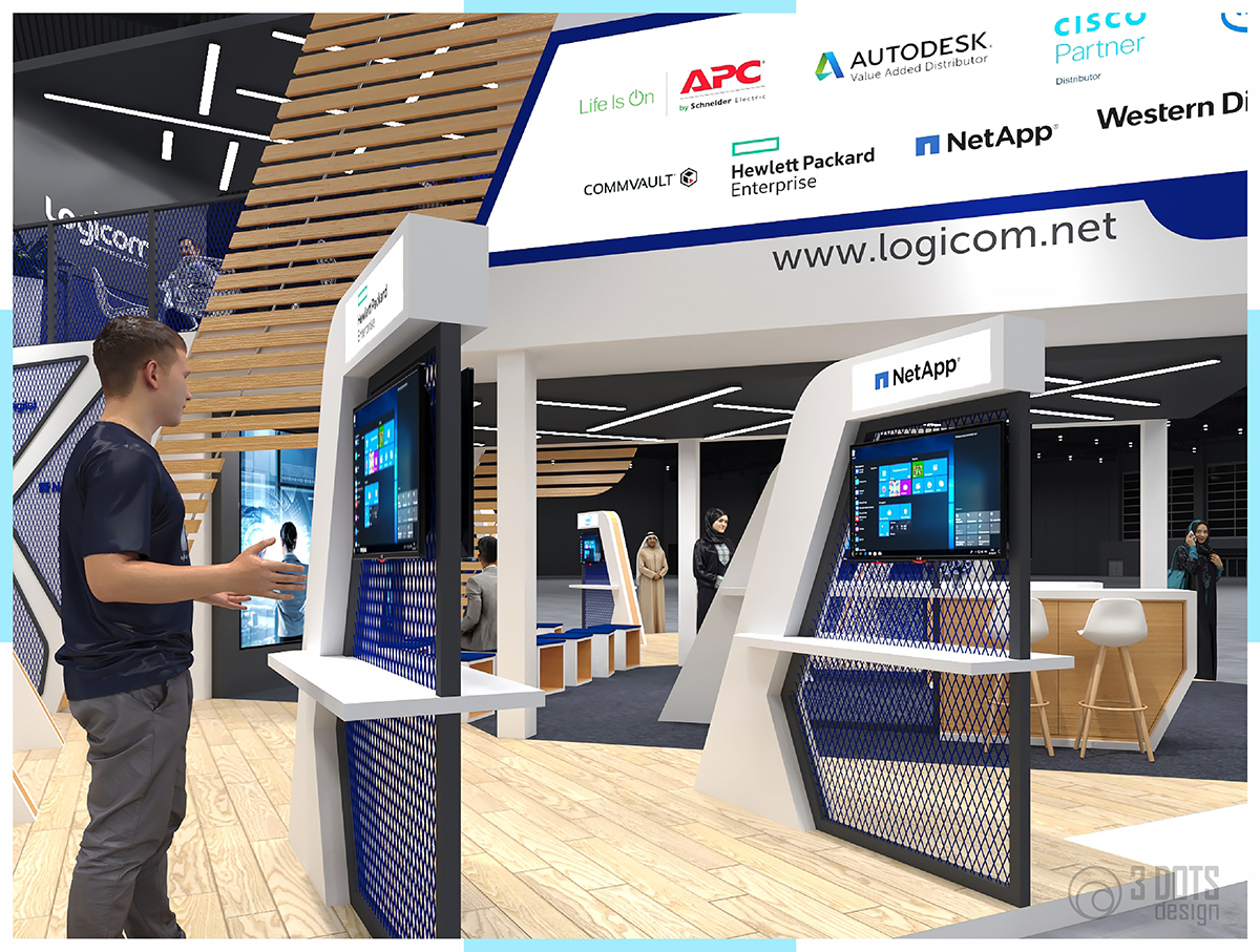 Logicom - GITEX 2020 option 1 -5