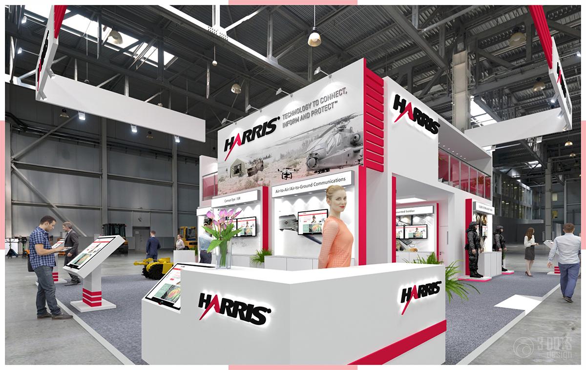 HARRIS Eurosatory-2018 5