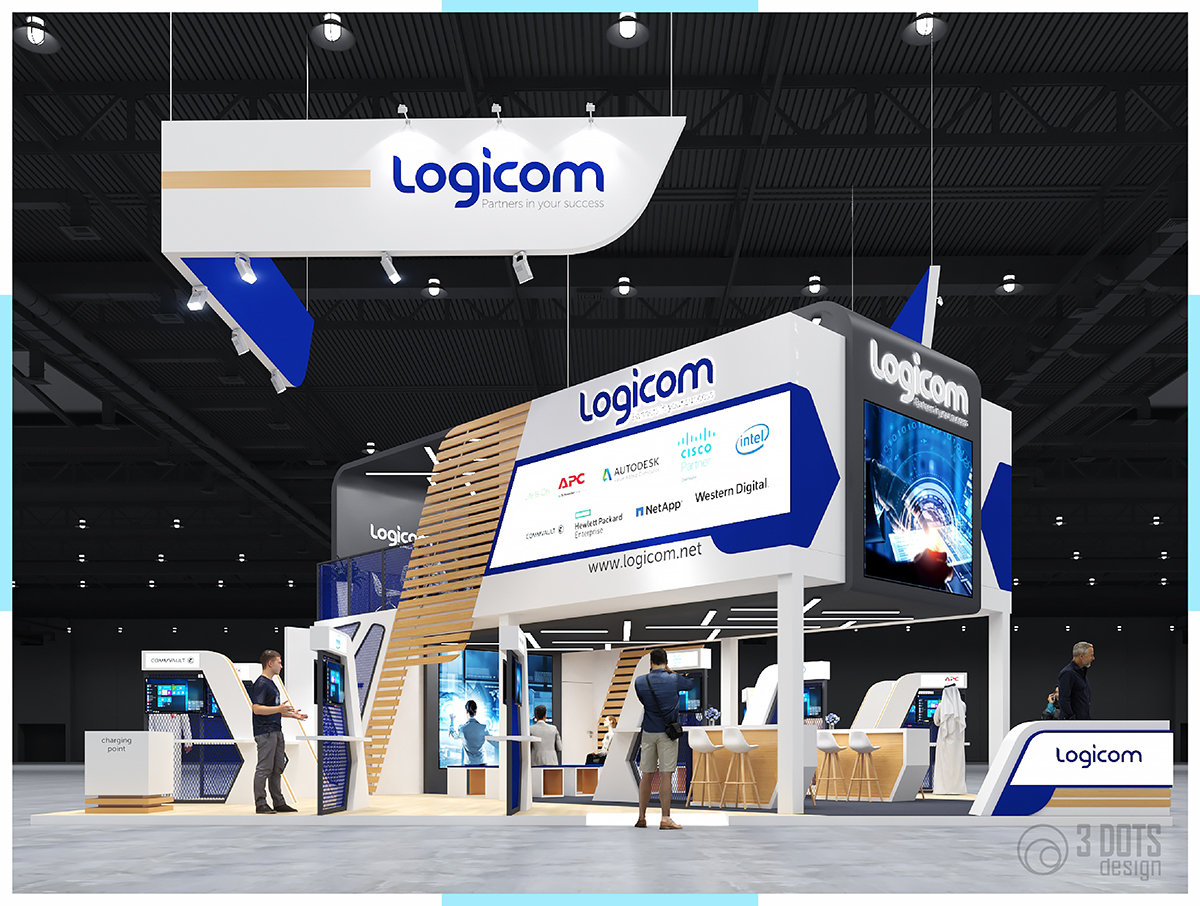 Logicom - GITEX 2020 option 1 -1