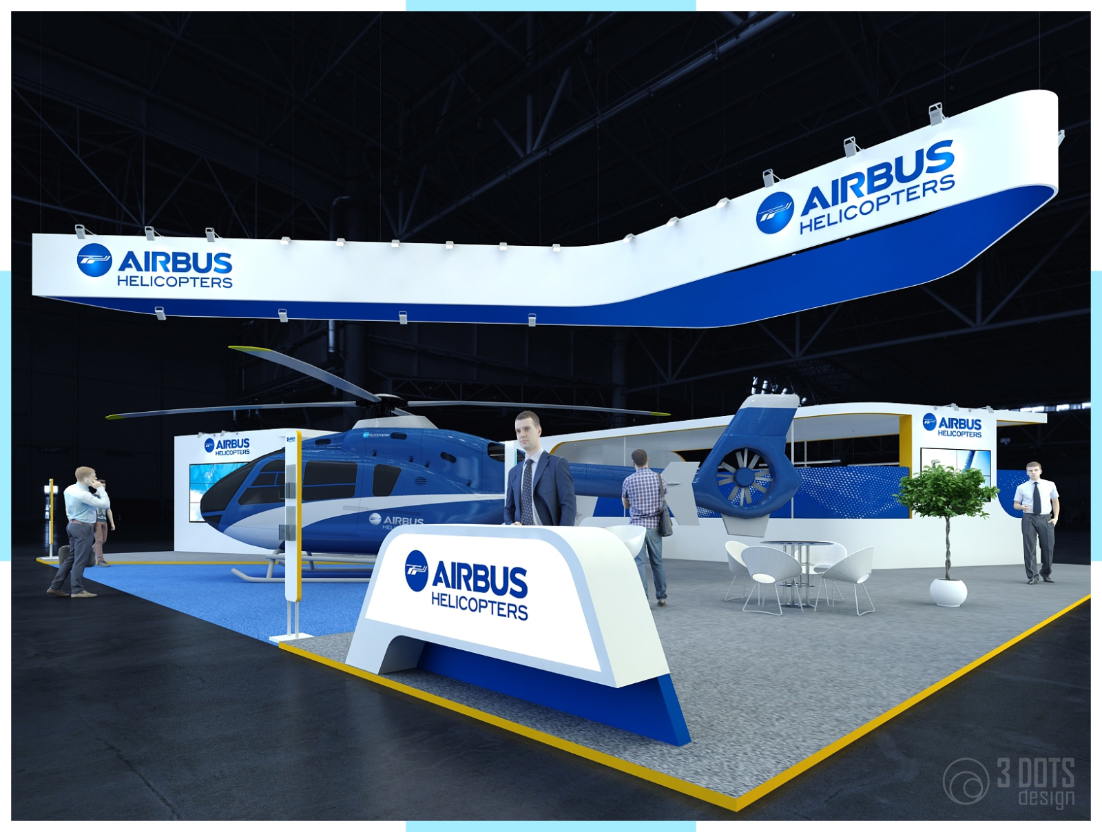 AIRBUS Helicopters Helirussia-2016 1
