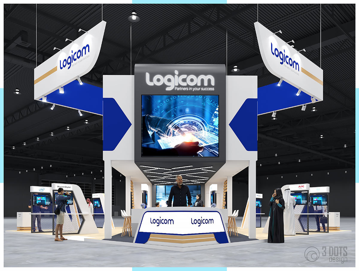 Logicom - GITEX 2020 option 1 -2