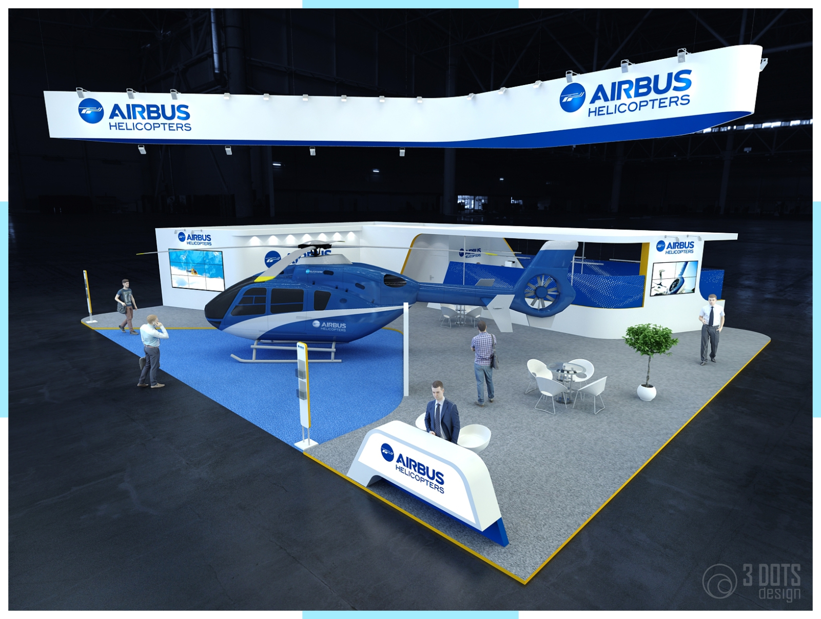 AIRBUS Helicopters Helirussia-2016 5