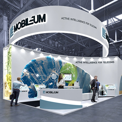 Mobileum - MWC 2019