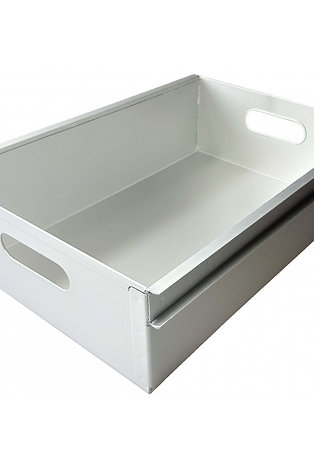 Airline trolley drawer aluminum