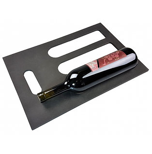 Airline trolley wine tray