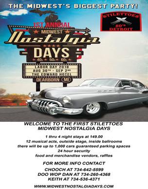 Event: Midwest Nostalgia Days