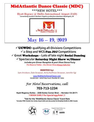 Event: MidAtlantic Dance Classic (MDC)