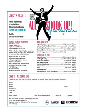Event: 2018 Capital Classic ALL SHOOK UP!
