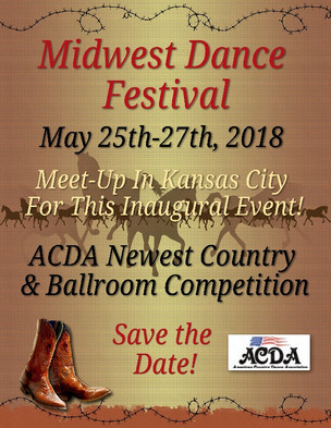 Event: Midwest Dance Festival May 25-27 - 2018