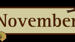November Multi-Day Events