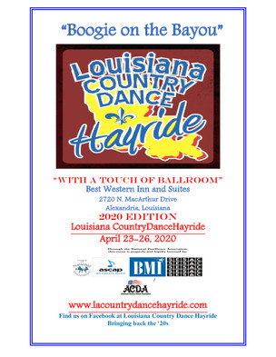 Event: 2020 Louisiana Country Dance Hayride