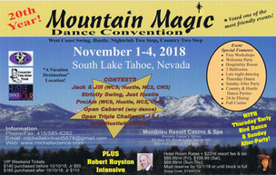 Event: Mountain Magic Dance Convention