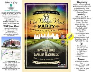Event: Mid-Ohio Boogie Bash