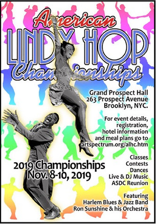 Event: American Lindy Hop Championships