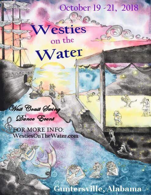 Westies on the Water