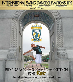Event: Int'l Swing Dance Championships (for kids)