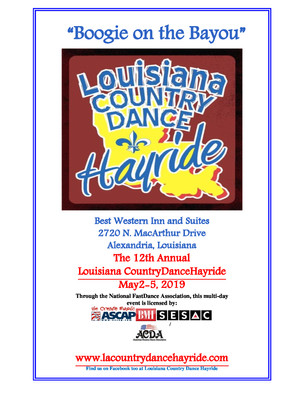 Event: Louisiana Country Dance Hayride