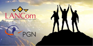 PGN identified three validated business opportunities in new markets, one local partner with ongoing projects and a new market niche for LANCom in just 2 months time.