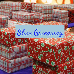 Shoe Giveaway