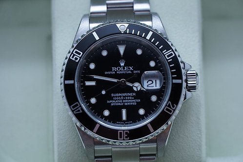 Rolex Submariner Date 16610 40mm