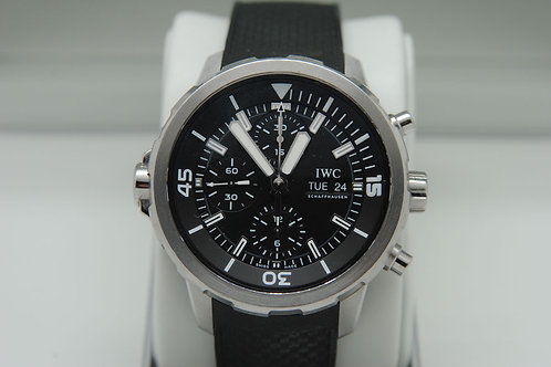 IWC 3768-03 Aquatimer chrono