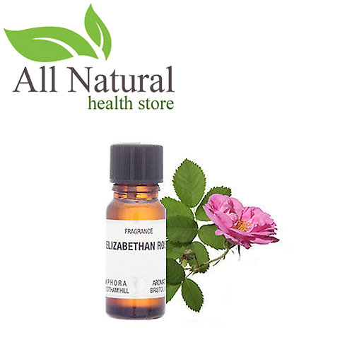 AMPHORA AROMATICS ELIZABETHIAN ROSE FRAGRANCE OIL 10ml